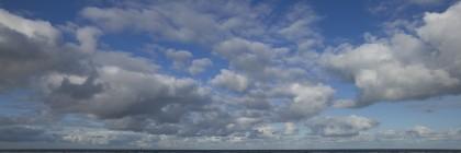 Meer & Wolken #1